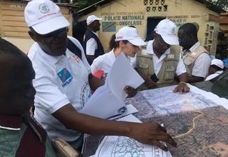 Planification du 2e Recensement Général de la Population et de l'Habitat en RDC : Evaluation de la cartographie pilote