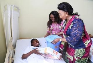 UNFPA et ses partenaires ont célébré la Journée internationale de l'élimination de la Fistule obstétricale