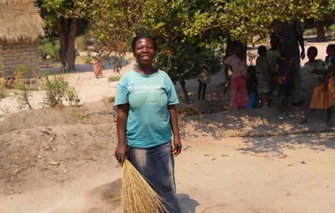 Rosette Mbayi: réparée de la fistule retrouve sa joie de vivre