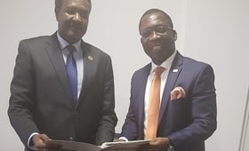 Relance de la collaboration avec l'Union Africaine à Kinshasa