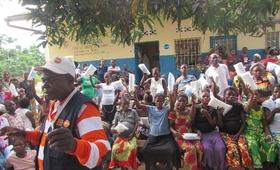 UNFPA renforce les capacités des prestataires et les plateaux techniques des structures sanitaires dans le Kasai pour faciliter la prise en charge des urgences liées à l'accouchement et les violences sexuelles.