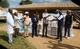 Remise de 10 tonnes de matériels médico chirurgical et médicaments SR