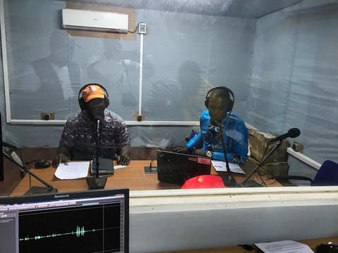 Interview de Dr Sennen sur RadioOkapi concernant la situation au Kasai